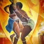 Khaly NDiaye - Peintures figuratives