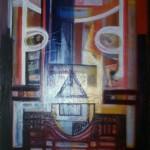 Khaly NDiaye - Peintures abstraites