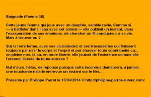 38 - Baignade