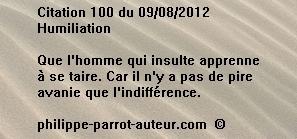 Cit 100  090812