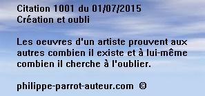 Cit 1001  010715