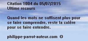 Cit 1004  050715