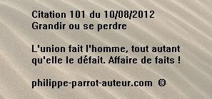 Cit 101 100812