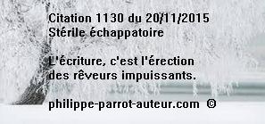 Cit 1130  201115