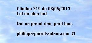 Cit 319 060513