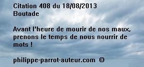 Cit 408  180813