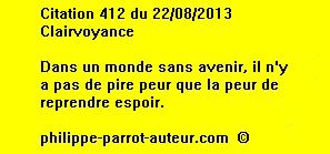 Cit 412  220813