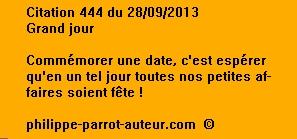 Cit 444  280913