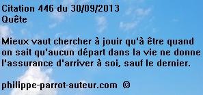 Cit 446  300913