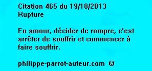 Cit 465  191013