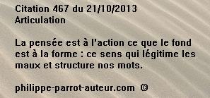Cit 467  211013