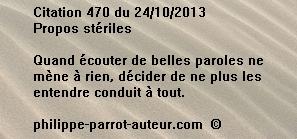 Cit 470  241013