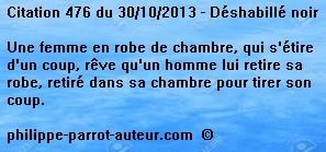 Cit 476  301013