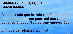 Cit 478  011113