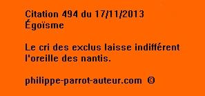 Cit 494  171113