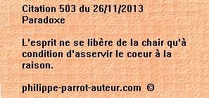 Cit 503  261113