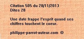 Cit 505  281113