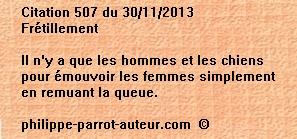 Cit 507  301113