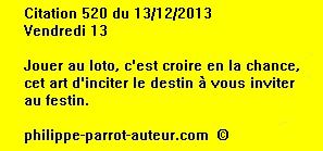 Cit 520  131213