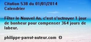Cit 538  010114