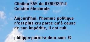 Cit 555  070214