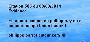 Cit 585  090214