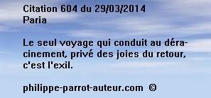 Cit 604  290214