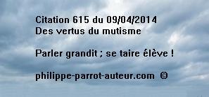 Cit 615  090414