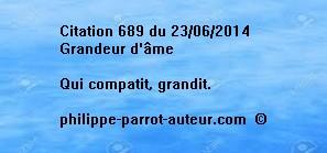 Cit 689  230614