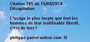 Cit 765  150914