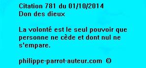 Cit 781  011014