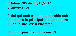 Cit 785  051014