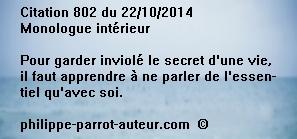 Cit 802  221014