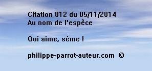 Cit 812  051114