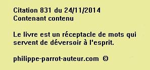 Cit 831  241114