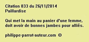 Cit 833  261114