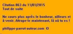 Cit 863  110115
