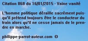 Cit 868  160115