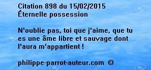 Cit 898  150215
