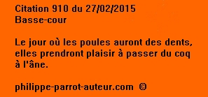 Cit 910  270215