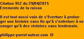 Cit 952  290415