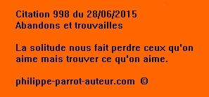 Cit 998  280615