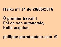 Haïku n°134 du 200516 hun