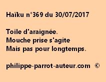 Haïku n°369 du 300717