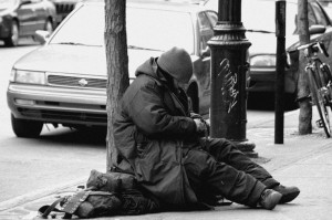 264 - Sans domicile fixe