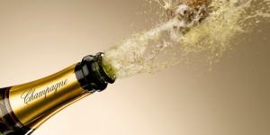 270 - Champagne à flots