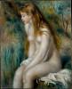 285 - Jeune fille au bain