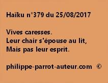 Haïku n°379 du 250817