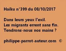 Haïku n°399 du 081017