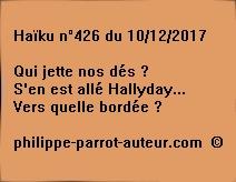 Haïku n°426 du 101217